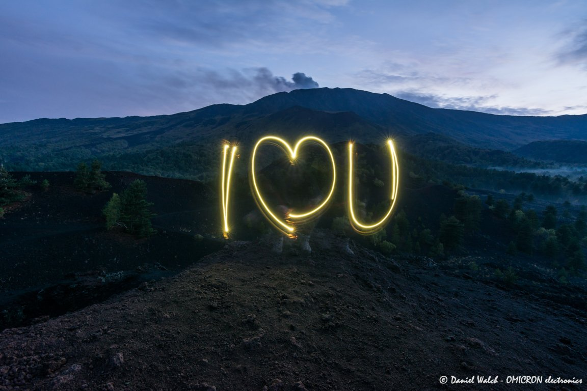 We love Etna